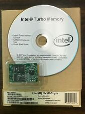 Intel 1GB Turbo Memory Card NVCPEMWR001G110 Cache Module