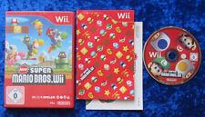 New Super Mario Bros. Wii, Nintendo Wii Spiel, deutsche Version
