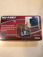 Rev*A*Shelf Door Mounting Kit Cabinet Door 278234