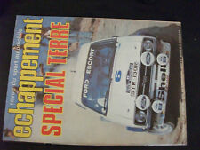 **o Revue échappement n°108  504 V6 Coupe GR 4 / Spécial Terre