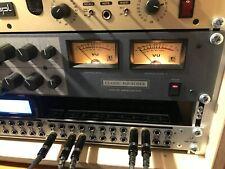 LA Audio Classic Equaliser, Dual Mic Amp