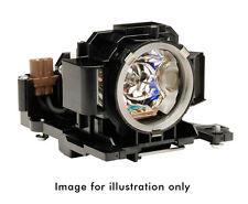 Panasonic Proyector Lámpara pt-ax100e Bombilla de repuesto con Reemplazo De Carcasa