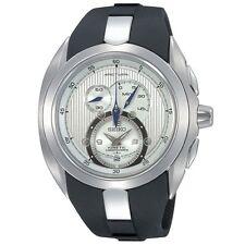 Seiko Arctura SNL049 P1 Kinetic White Dial Automatic Men's Chronograph Watch