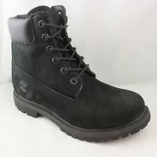 Womens Timberland Black  Leather Lace Up Boots UK Size 5 *Ex Display