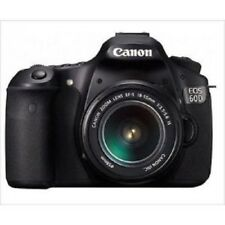 USED Canon EOS 60D with EF-S 18-55mm f/3.5-5.6 IS Excellent FREE SHIPPING