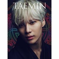 NEW SHINee TAEMIN Sayonara Hitori First Limited Edition CD DVD Photobook Japan