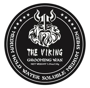 The Viking Grooming Wax 150G Red FREE SHIPPING