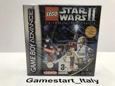 LEGO STAR WARS 2 LA TRILOGIA CLASSICA - NINTENDO GAME BOY ADVANCE GBA - NUOVO