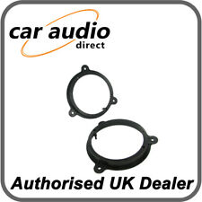 """Connects2 CT25NS02 Speaker Adapters Nissan Qashqai/Note Front Door 165mm 6.5"""""""