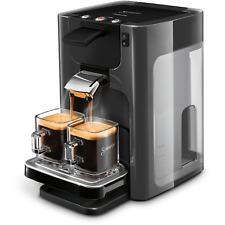 Senseo Quadrante HD7868/20 Padmaschine mit Kaffee-Boost dunkelgrau