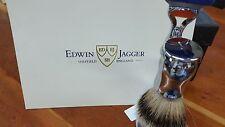 Edwin Jagger  - Set da barba 3 pezzi con rasoio per Gilette Mach 3 Chatsworth Ch
