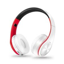 Wireless Noise Canceling Foldable Adjustable Bluetooth Headset Microphone