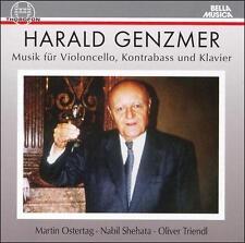 Musik Für Violoncello,Kontrabass Und Klavier, New Music