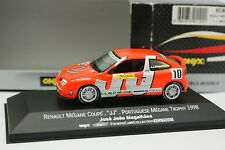 Onyx 1/43 - Renault Megane Coupe JJ Portuguese megane Trophy 1998
