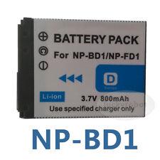NP-FD1 NP-BD1 Camera BATTERY For SONY DSC-T70 DSC-T700 DSC-T77 DSC-T90 DSC-T900