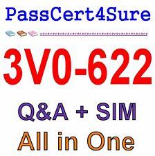VMware Data Center Virtualization Design 3V0-622 Exam Q&A PDF+SIM