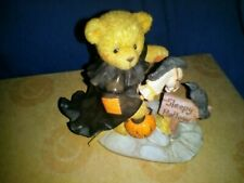 "Cherished Teddies - Icabod - ""Happy Hollow-ween"""
