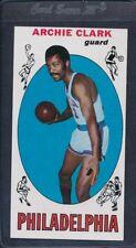 1969/70 Topps #032 Archie Clark 76ers EX *676
