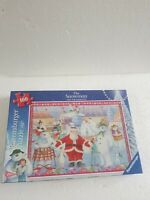 Ravensburger The Snowman and The Snowdog 100 XXL piece Jigsaw Puzzle for ages 6+