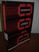 1st/1st Printing RESURRECTION EXPRESS Stephen Romano ADVANCE Uncorrected Proof