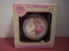 2000 Precious Moments Porcelain Covered Box July