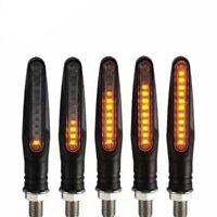 2x KTM EXC SMC LC4 Duke 125 250 300 525 625 640 690 950 990 LED Laufblinker