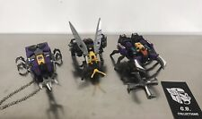 Transformers Fansproject Causality Crossfire Insecticons 3-Pack 99% Complete