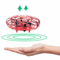 Hand-Controlled Mini Drone UFO Adults Motion Sensor Flying Toys 360 Rotating