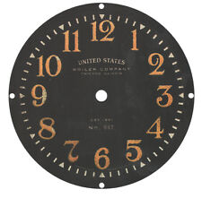 New 'Old World' Antique Reproduction Clock Dials - 13 Sizes & Styles to Choose!