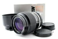 Nikon NEW NIKKOR 135mm F/3.5 Non Ai Lens Boxed Excellent+++ Tested