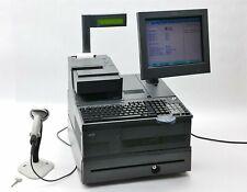 IBM SUREPOS 4800-E84 POS RETAIL SYSTEM TOUCH TERMINAL 3GB 500GB HDD MSR+KEY