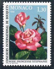 STAMP / TIMBRE DE MONACO  N° 1251 ** FLORE / BOUQUET DE FLEURS / ROSE