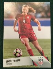 2017 Panini Instant Lindsey Horan Card USWNT USA Soccer