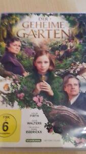 Der geheime Garten (2021, DVD video)