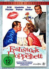 Frühstück im Doppelbett * DVD Komödie Klassiker mit Lex Barker Pidax Neu Ovp