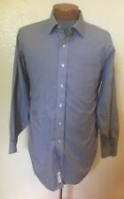 Brooks Brothers Traditional Fit Button Down Mens Dress Shirt Size 16.5 - 33