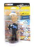 Nascar Bobble Dobbles Mini bobblehead doll Pfizer bobble head Mark Martin # A23