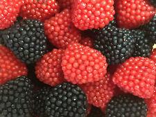 Haribo Gummi Raspberries 15oz Berry-Shaped Bulk Candy SUPER SAVER