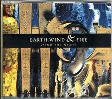 EARTH,WIND & FIRE - spend the night 3 trk MAXI CD 1993