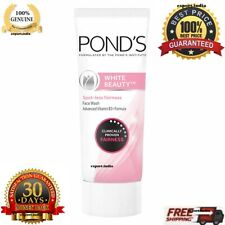 PONDS WHITE BEAUTY SPOTLESS FACE WASH with advanced vitamin B3+ 50g