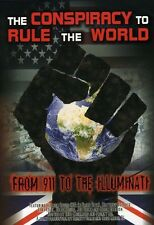 Conspiracy to Rule the World (2009, DVD NEW)