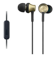 Sony MDR-EX650AP Headphones - Gold