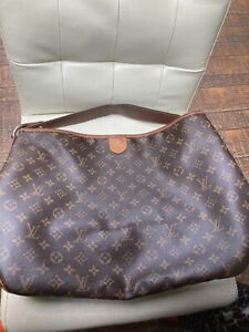 Authentic pre-owned Louis-Vuitton Delightful MM Monogram