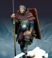 Unpainted Kit 1/24 75mm Roman Legionary in soldier 75mm Resin Figure miniature g