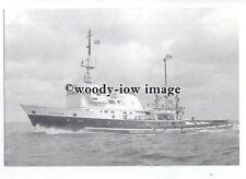 cd0258 - United Towing ( Ocean Tugs ) Ltd of Hull Tug - Statesman - postcard