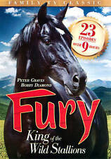 NEW Fury: 23 1st Season Episodes DVD, 2013, 2-Discs Peter Graves, Bobby Diamond
