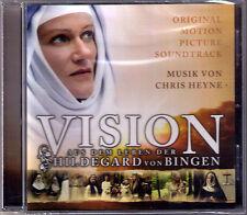 VISION Aus Dem Leben Von Hildegard Von Bingen OST CD Chris Heyne M. von Trotta