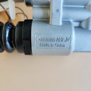 New Original DCEC Cummins Fuel Lift Pump W/ Gaskets 5.9L 6B 8.3C 4B Case JCB