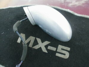 Spiegel Links Mazda MX-5 NB/NBFL -Silber-