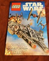 SDCC 2016 Exclusive Lego Star Wars: The Force Awakens Comic Promo NEW